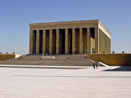 Ankara - Mausoleum of Ataturk - Turkey