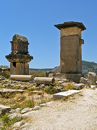 Xanthos - Lycia - Turkey