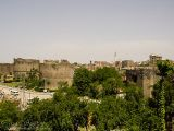 Basalt city walls of Diyarbakir