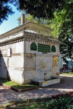 Sinop - Fountain of the Martyrs of 1853
