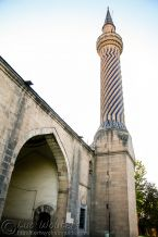 Fluted Minaret of the İmaret Camii