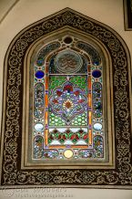 Stained Glass Window of İmaret Camii