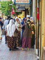 Street Life in Afyon