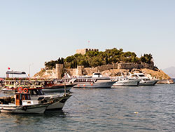 Aegean Region Images - Travel Information - Turkey Photo Guide