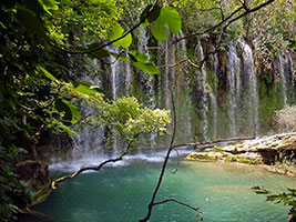 Kurşunlu Waterfall National Park