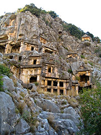 Myra - Demre - Turkey